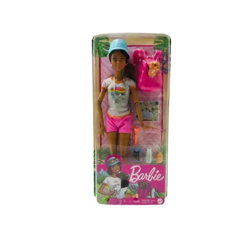 Barbie Fashionista - Dia de Spa - Caminhada E Filhote De Cachorro