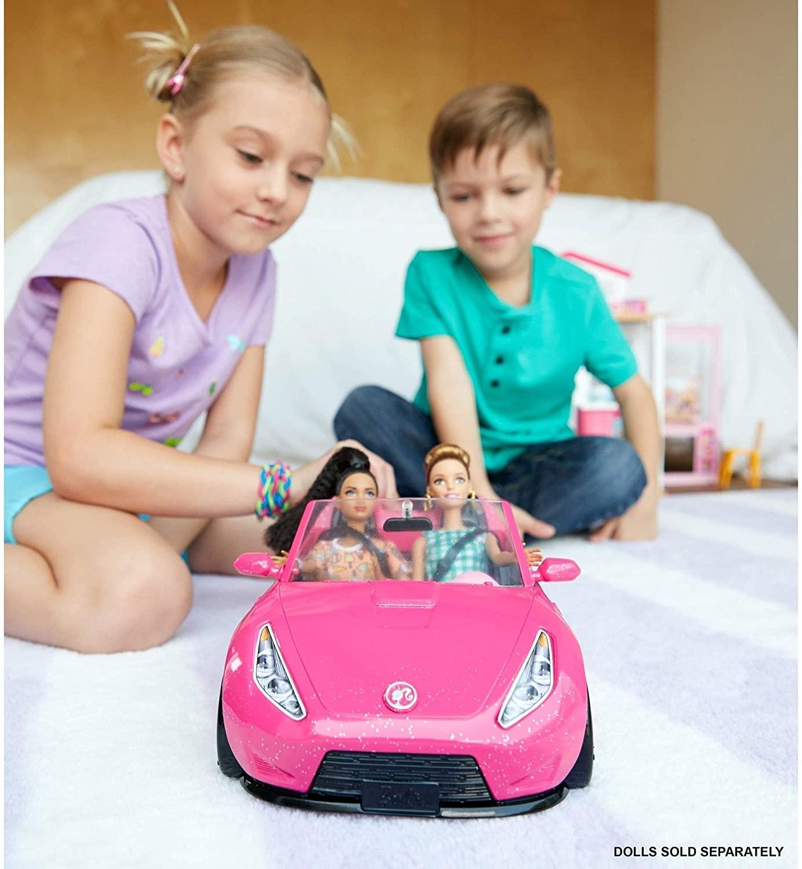 Barbie - Carro Conversível