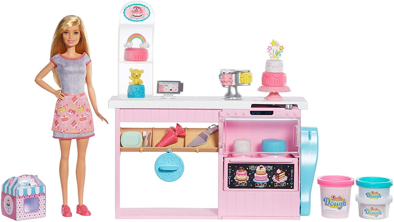 Barbie - Chef de Bolinhos com Acessórios