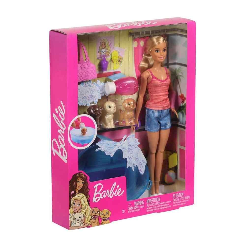 Barbie - Cuidando Dos Cachorrinhos