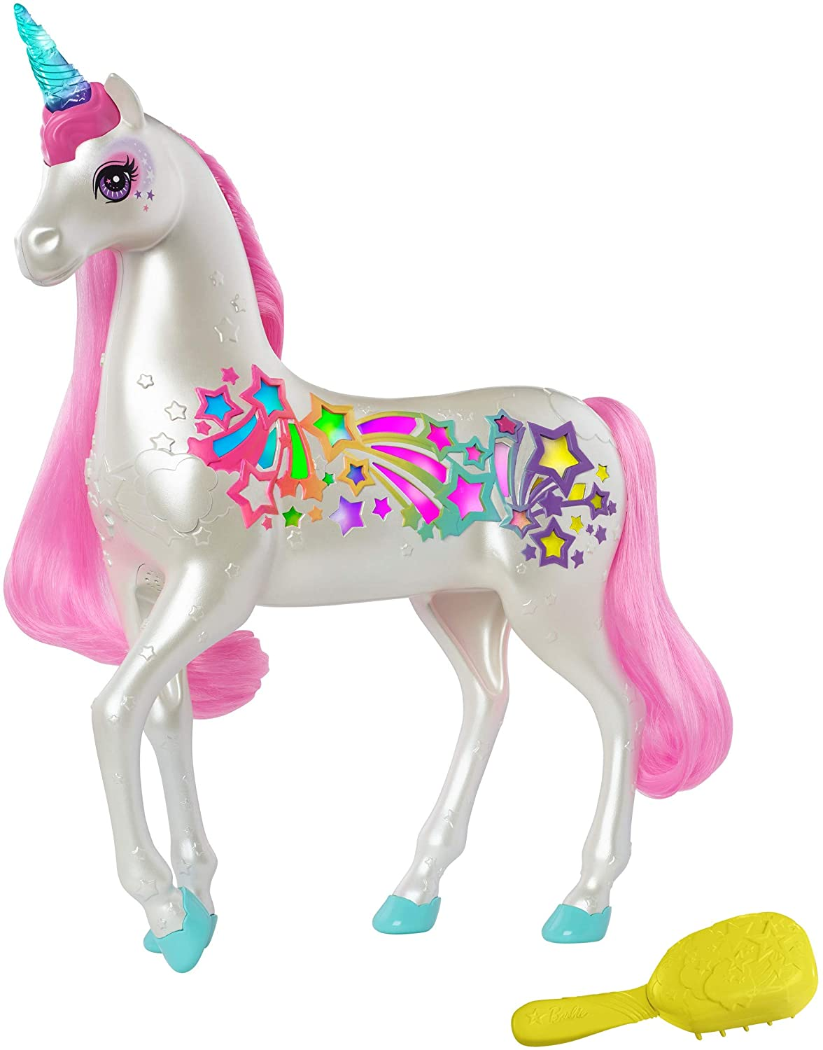 Barbie Dreamtopia - Brushn Sparkle Unicórnio