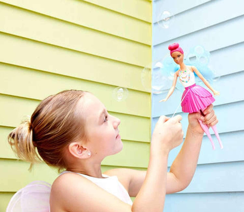 Barbie Dreamtopia - Fada Bolhas Mágicas