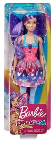 Barbie Dreamtopia - Fantasia Fada Lilás GJK00