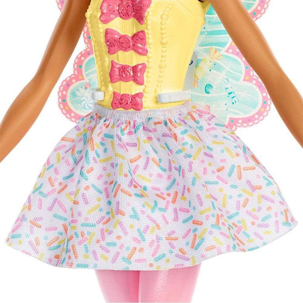 Barbie Dreamtopia - Fantasia Fada Pink FXT03