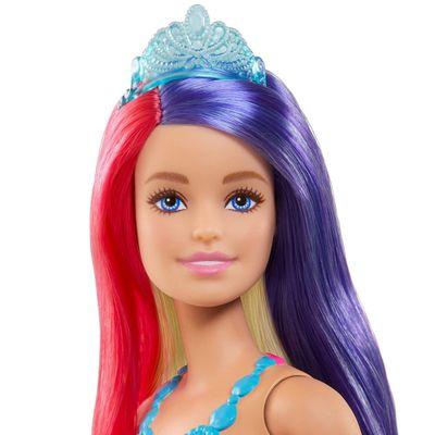 Barbie - Dreamtopia - Princesa Penteados Fantásticos