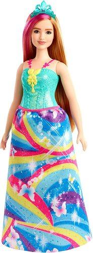 Barbie Dreamtopia - Princesa Vestido Arco íris