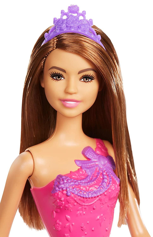 Barbie Dreamtopia Princesas - Corpete Rosa