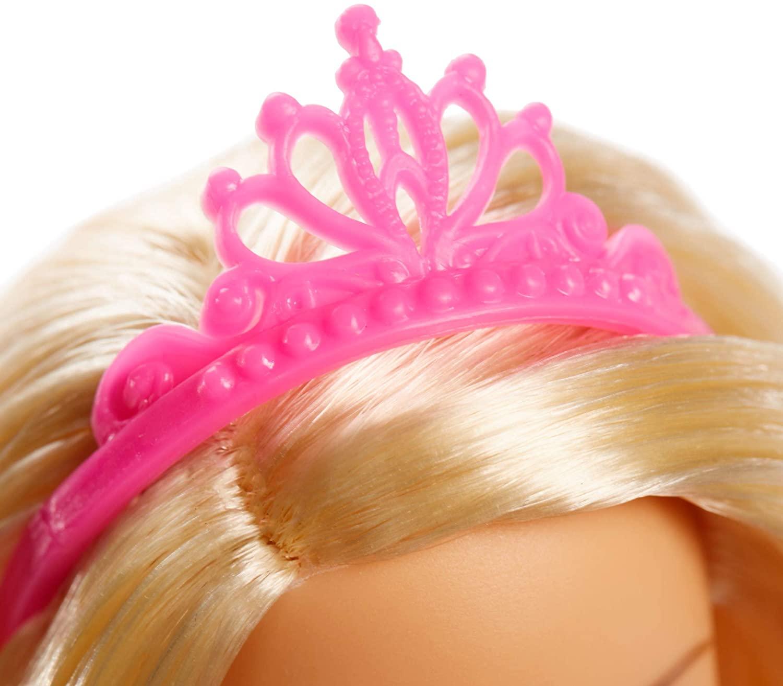 Barbie Dreamtopia Princesas - Corpete Roxo
