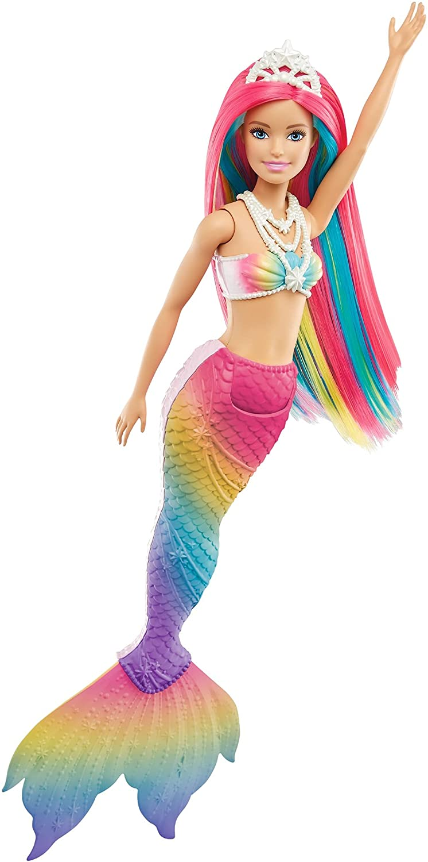 Barbie Dreamtopia - Sereia Muda de Cor