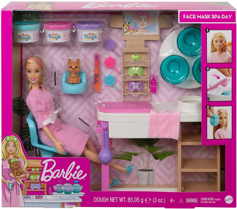 Barbie e Cachorro SPA de Luxo