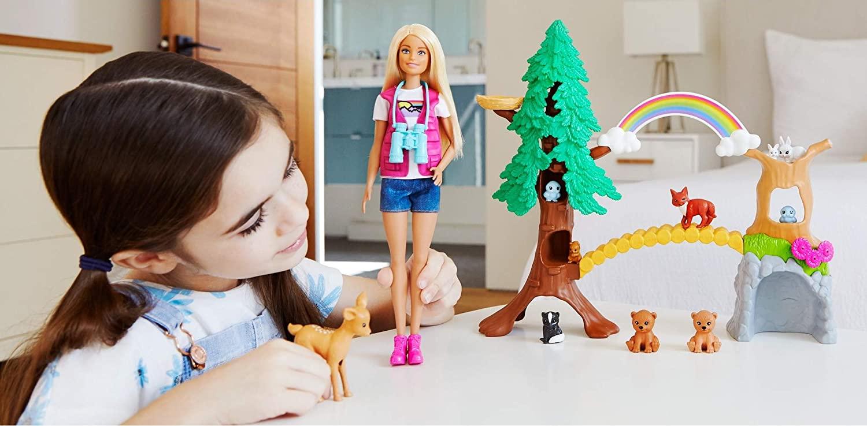 Barbie - Exploradora da Selva