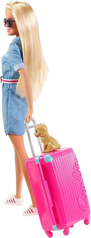 Barbie - Explorar e Descobrir Barbie Viajante