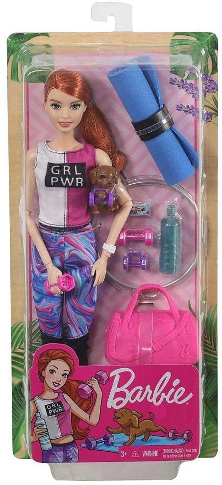 Barbie Fashionista  - Dia de Spa Fitness