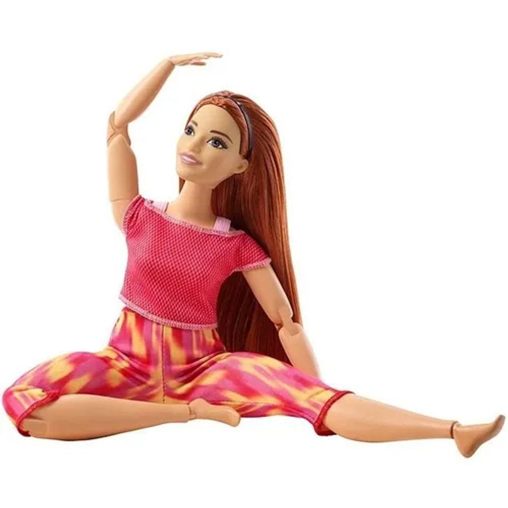 Barbie - Feita para Mexer - Ruiva
