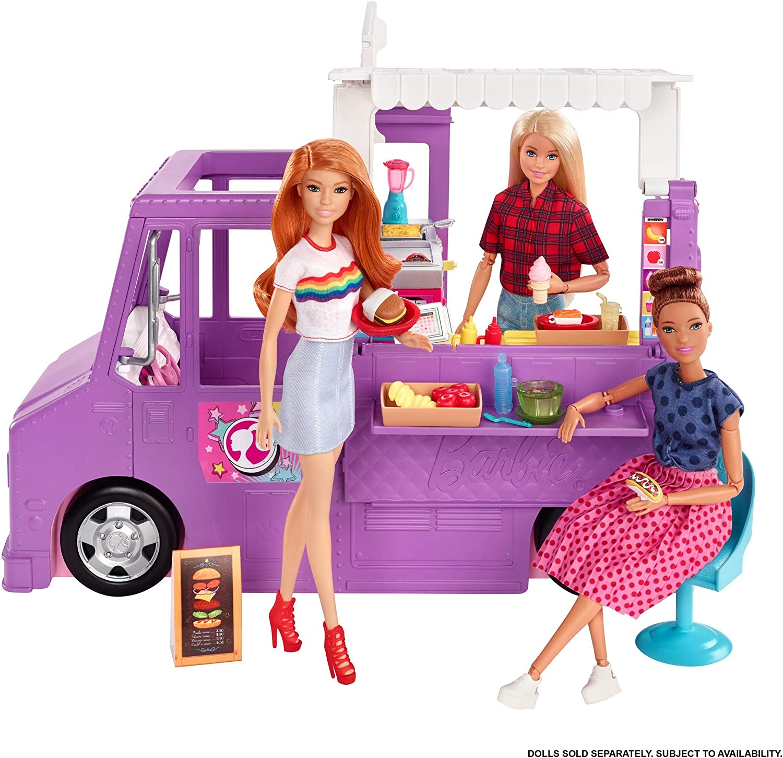 Barbie - Food Truck
