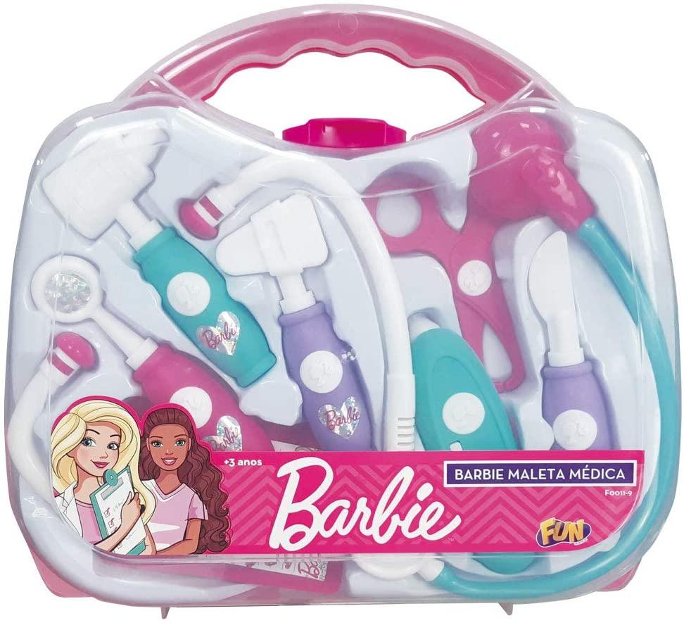 Barbie - Kit Médica Maleta