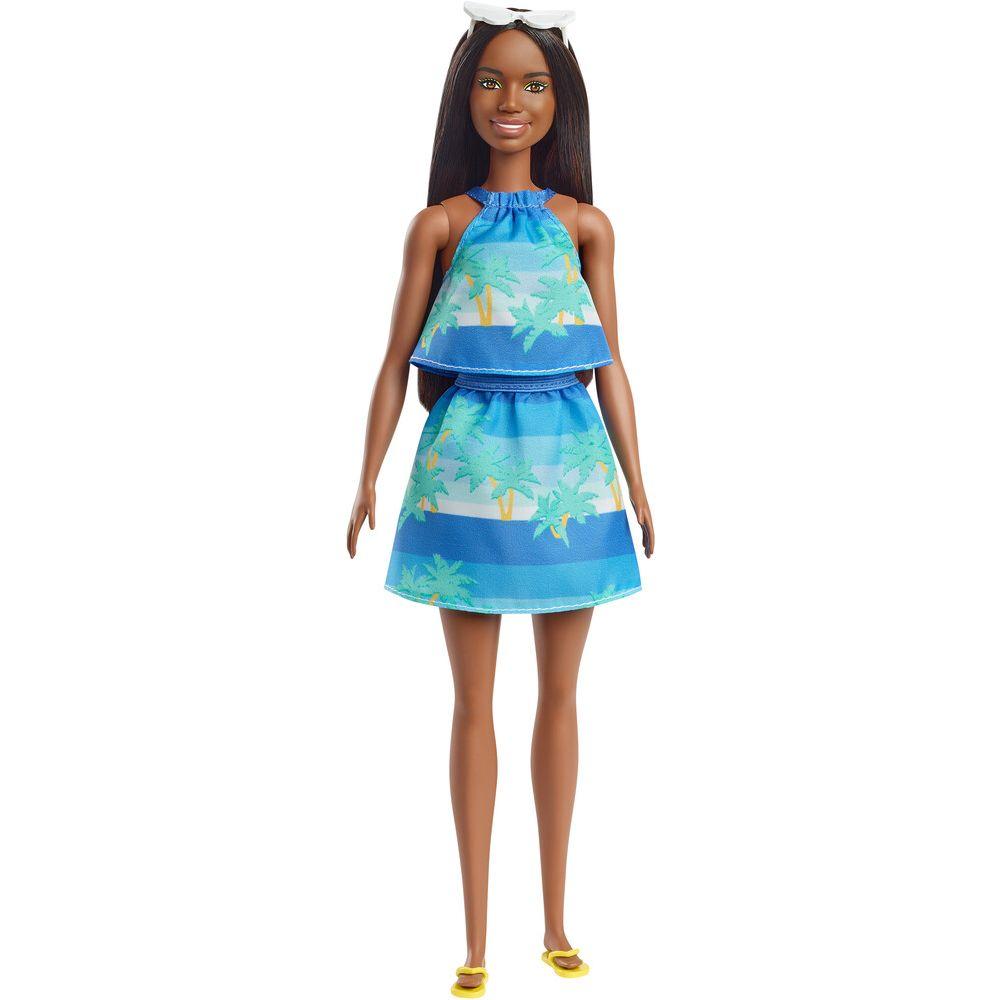 Barbie Malibu - Aniversário de 50 anos Negra