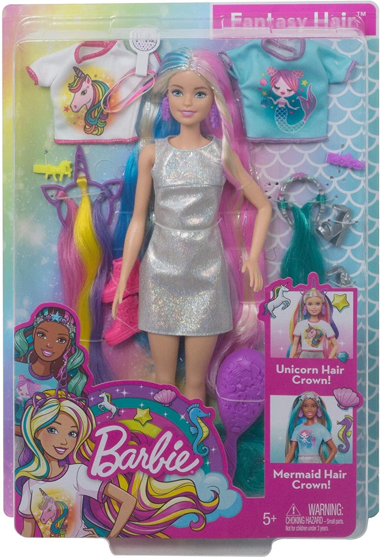 Barbie Princess Adventure - Penteados de Fantasia