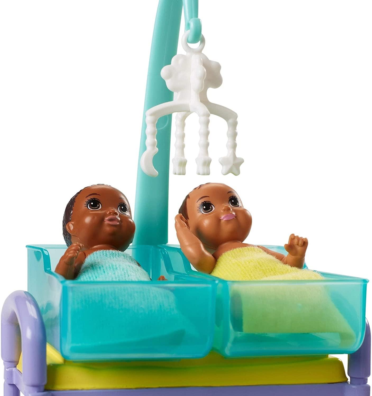 Barbie Profissões - Playset e Pediatra Morena