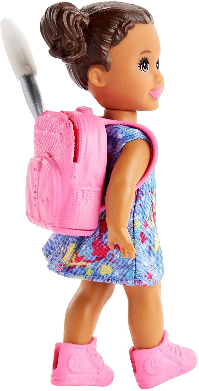 Barbie Profissões - Playset e Professora de Artes