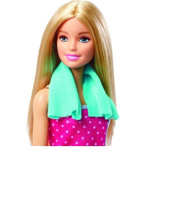 Barbie Real Móveis e Acessórios  - Banheiro DVX51