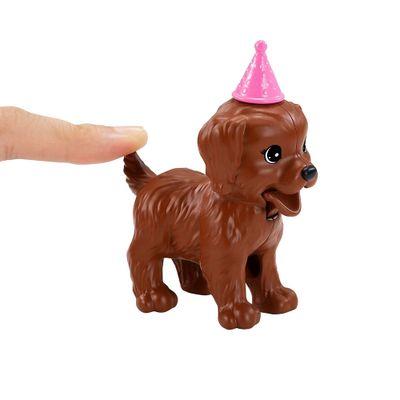 Barbie - Sisters & Pets - Aniversário Do Cachorrinho