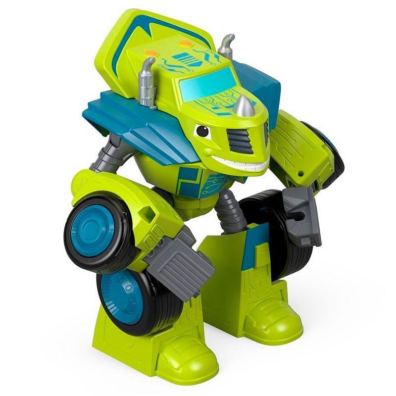 Blaze Robô Corredores  - Verde