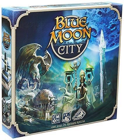 Blue Moon City - Galapagos Jogos