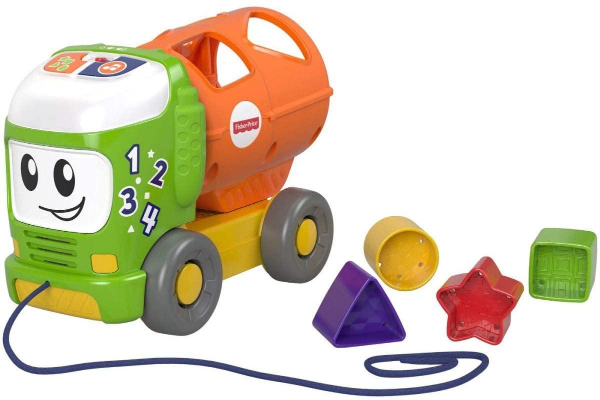 Caminhão Figuras e Aprendizagem - Fisher Price