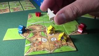 Carcassonne - A Princesa e o Dragão - Expansão