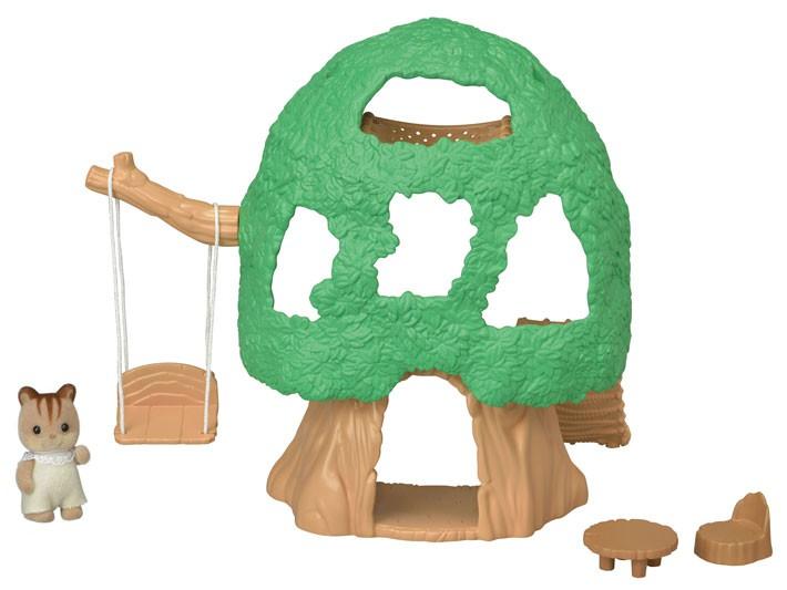 Casa na Árvore do Bebê