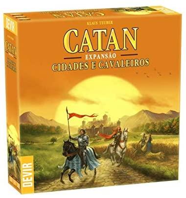 Catan Cidades e Cavaleiros EXPANSÃO