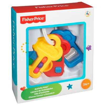 Chaves de Atividades - Fisher-Price