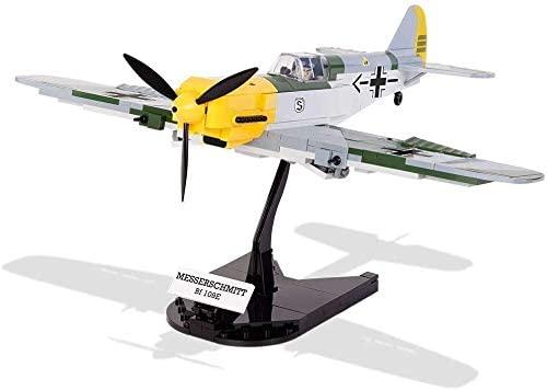 COBI 5517 - Avião Militar Messerschmitt Bf 109E com 250 Peças