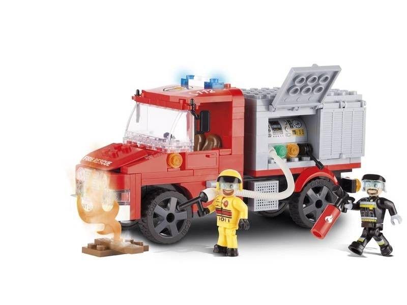 COBI Action Town - Caminhão de Bombeiro