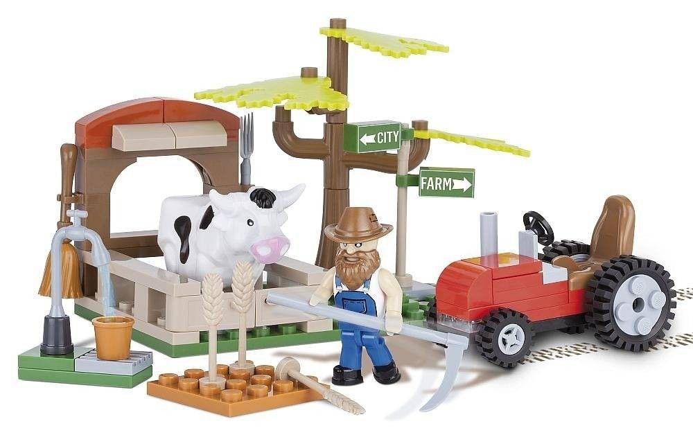 COBI Action Town - Fazenda de Laticínios