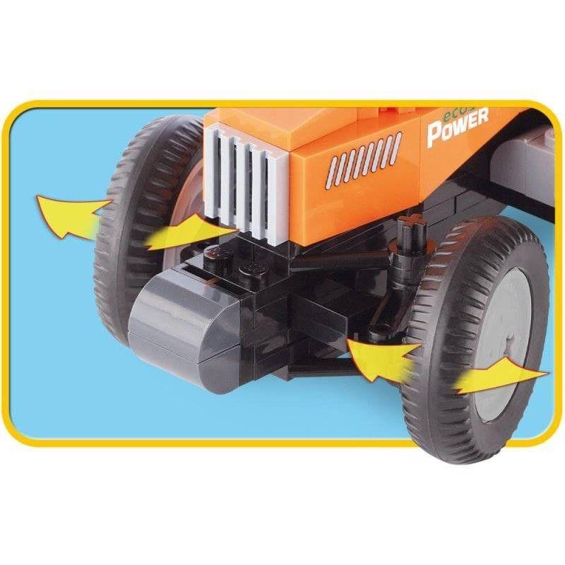 COBI Action Town - Trator