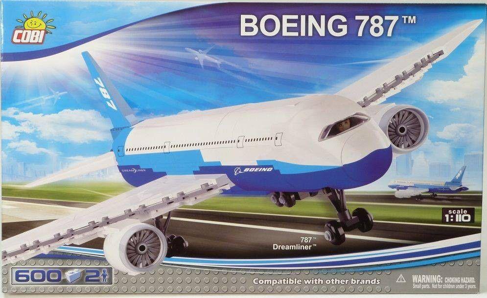 COBI - Boeing 787 com 600 Peças