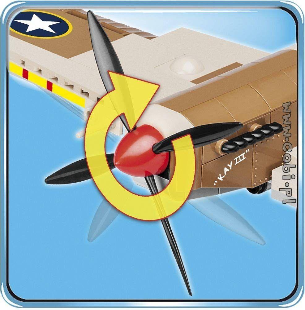 COBI Grandes Guerras - Avião de Caça SuperMarine Spitfire MK.IX