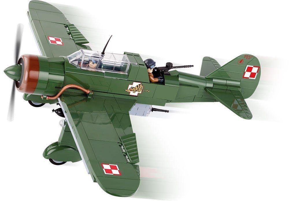 COBI Grandes Guerras - Avião Militar PZL.23B Karas
