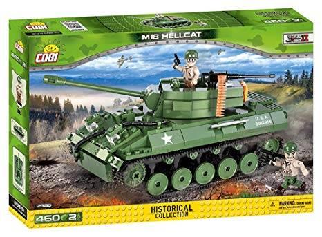 COBI Grandes Guerras - Tanque Americano M18 Hellcat