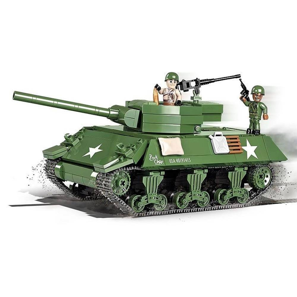 COBI Grandes Guerras - Tanque Americano M36 Jackson