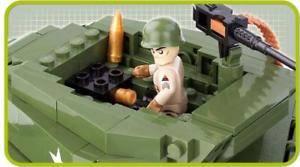 COBI Grandes Guerras - Tanque M-10 Wolverine