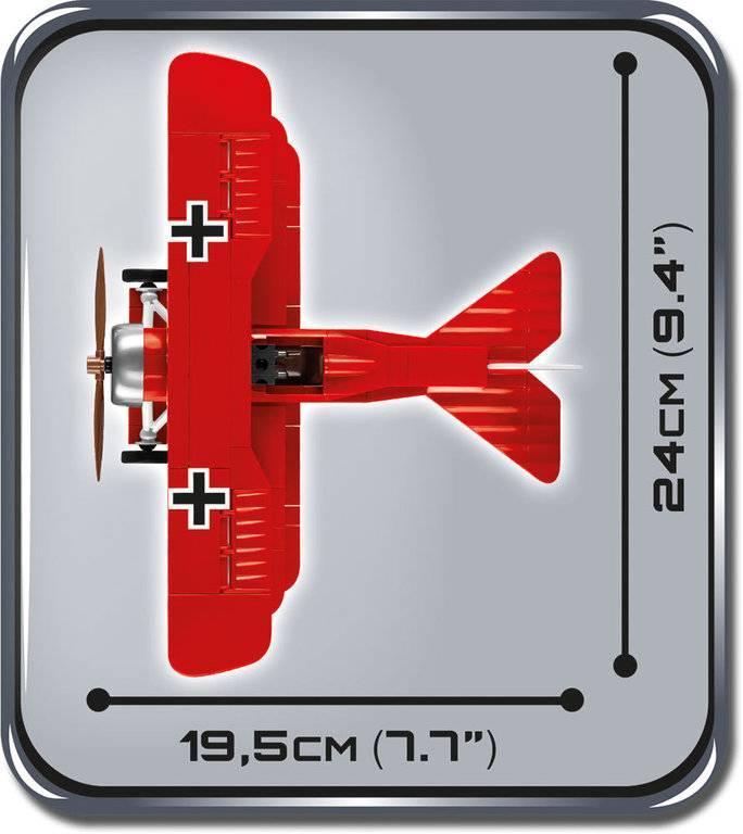COBi Great War - Fokker DR.I