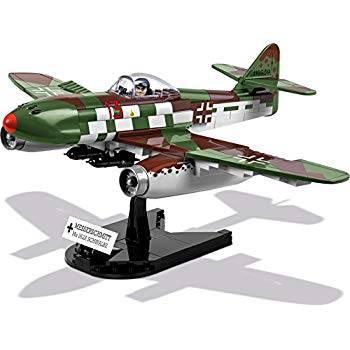 COBI Guerras - Avião Alemão Messerschmitt ME 262A