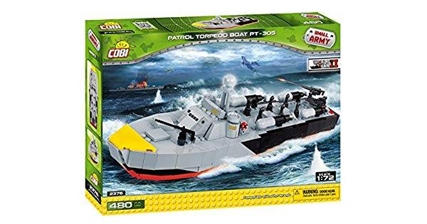 COBI Guerras - Barco Militar Patrulha PT-305