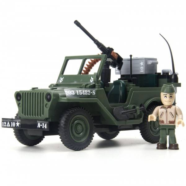 COBI JEEP - Willys MB