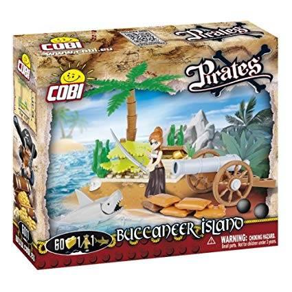 COBI Pirata - Ilha de Piratas