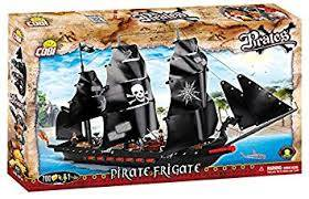 COBI Piratas - Fragata Pirata