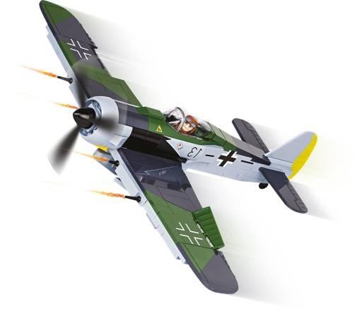 COBI Small Army - Avião Focke Wulf Fw 190 A-8